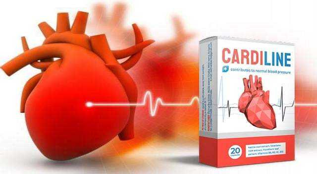 Cardiline per l'ipertensione