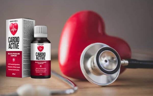 CardioActive gocce