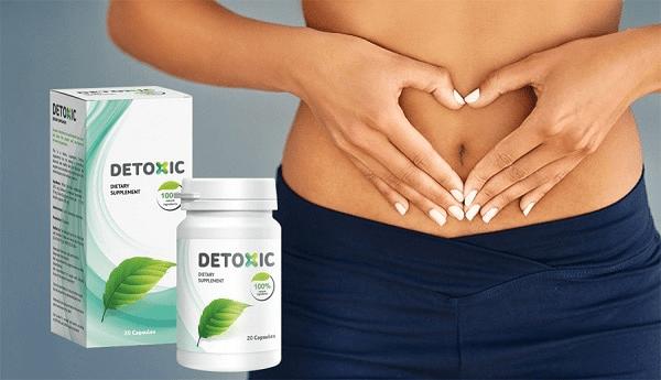Detoxic per parassiti ed elminti