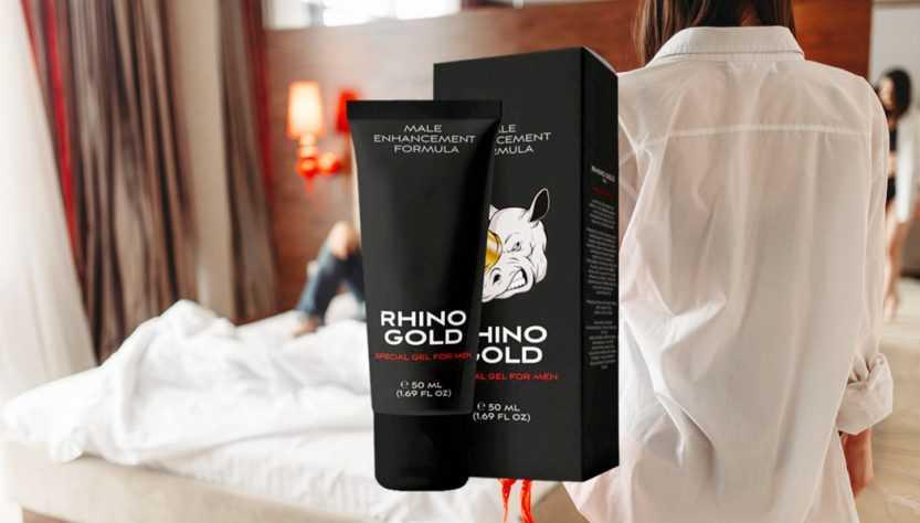 rhino gold gel recensioni
