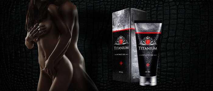 titanium gel recensioni