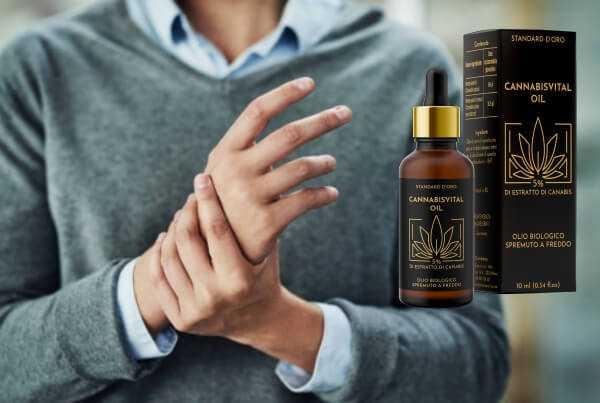 cannabisvital oil controindicazioni