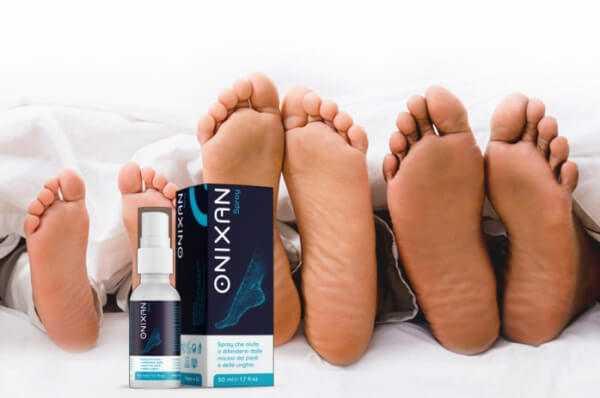 onixan spray micosi